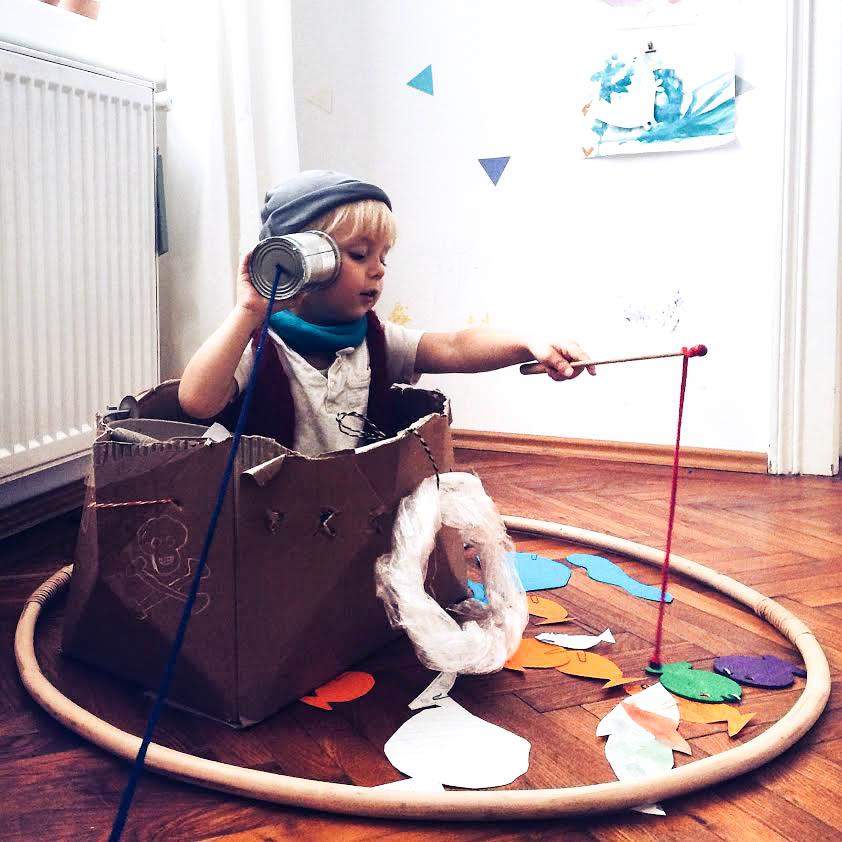 Ideen gegen Langeweile, Erziehung, Spielideen,