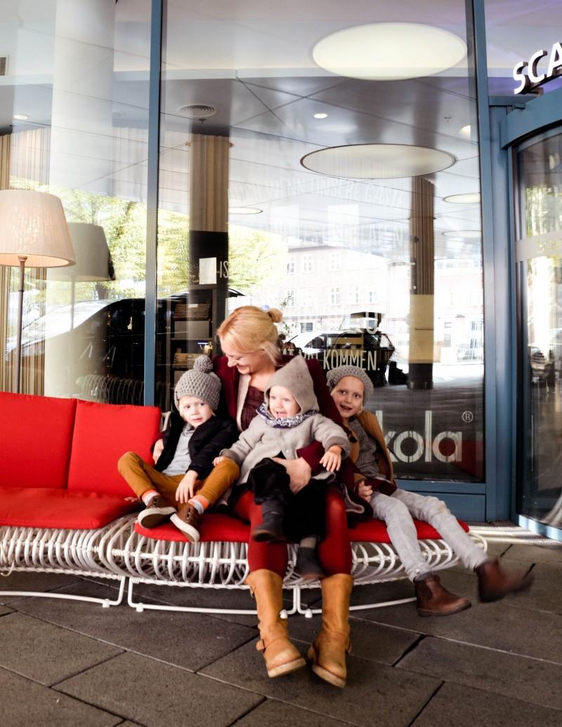 Hamburg mit Kindern,