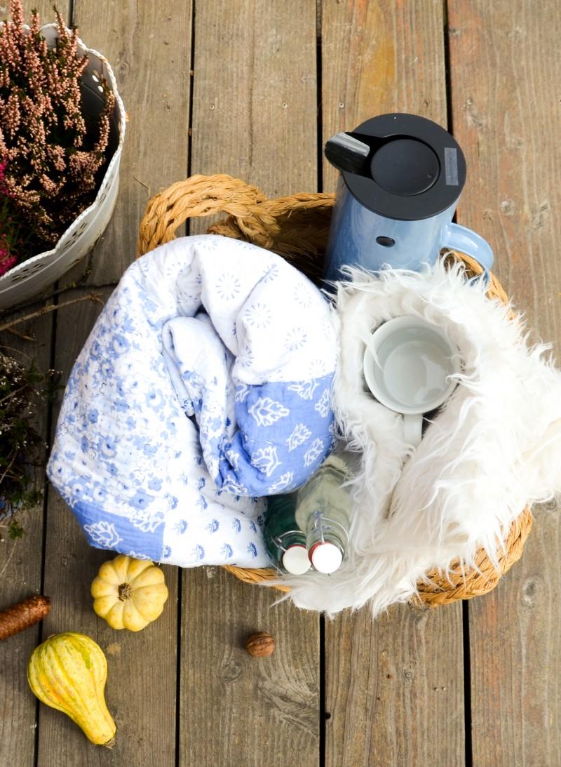 Picknick mit Kindern, Familienausflug
