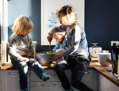 Oh Schreck, Eingangstestzeit: Wie bereite ich mein Kind am besten auf die Schule vor?
