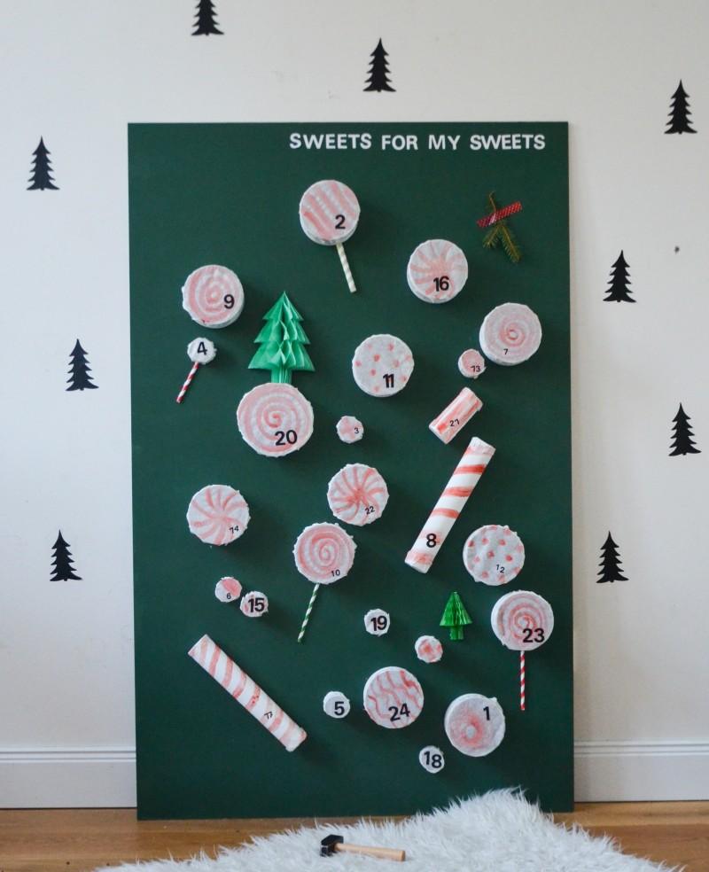 Pinata Adventskalender, Asventskalender für Kinder