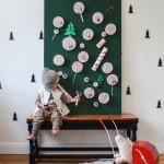 Wie süß: Ein Pinata-Adventskalender