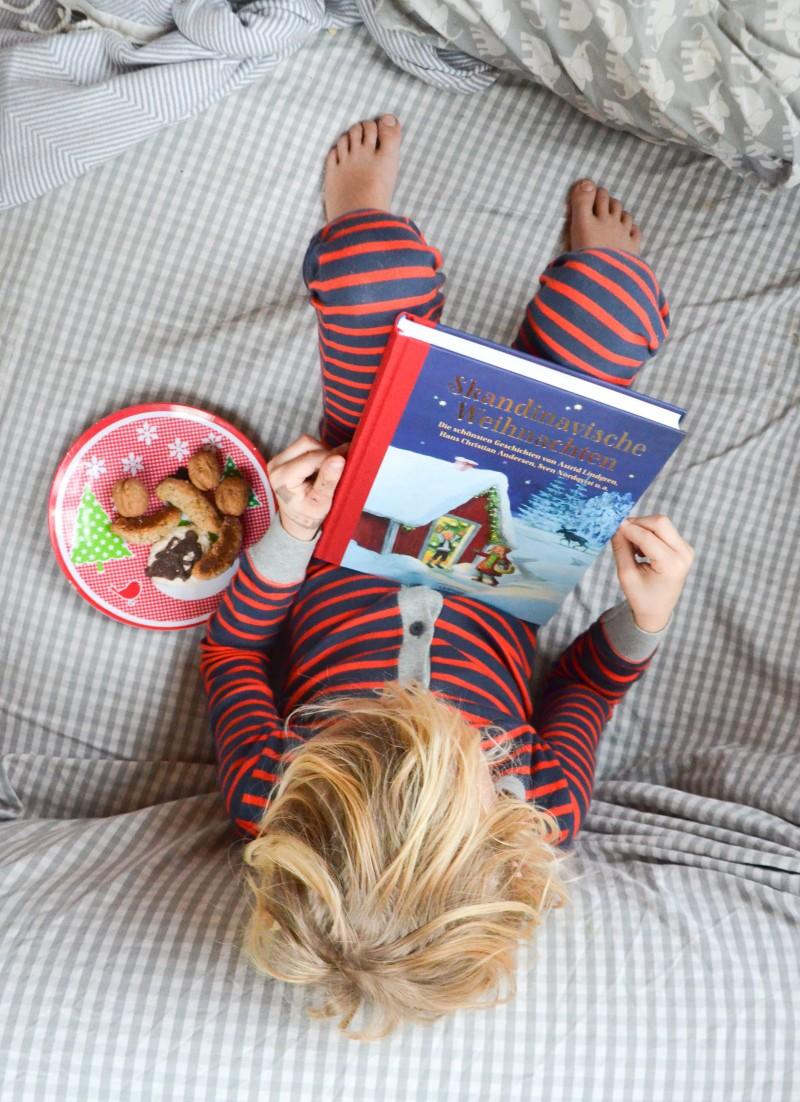Oetinger, Skandinavische Weihnachten, Weihnachtsbuch,