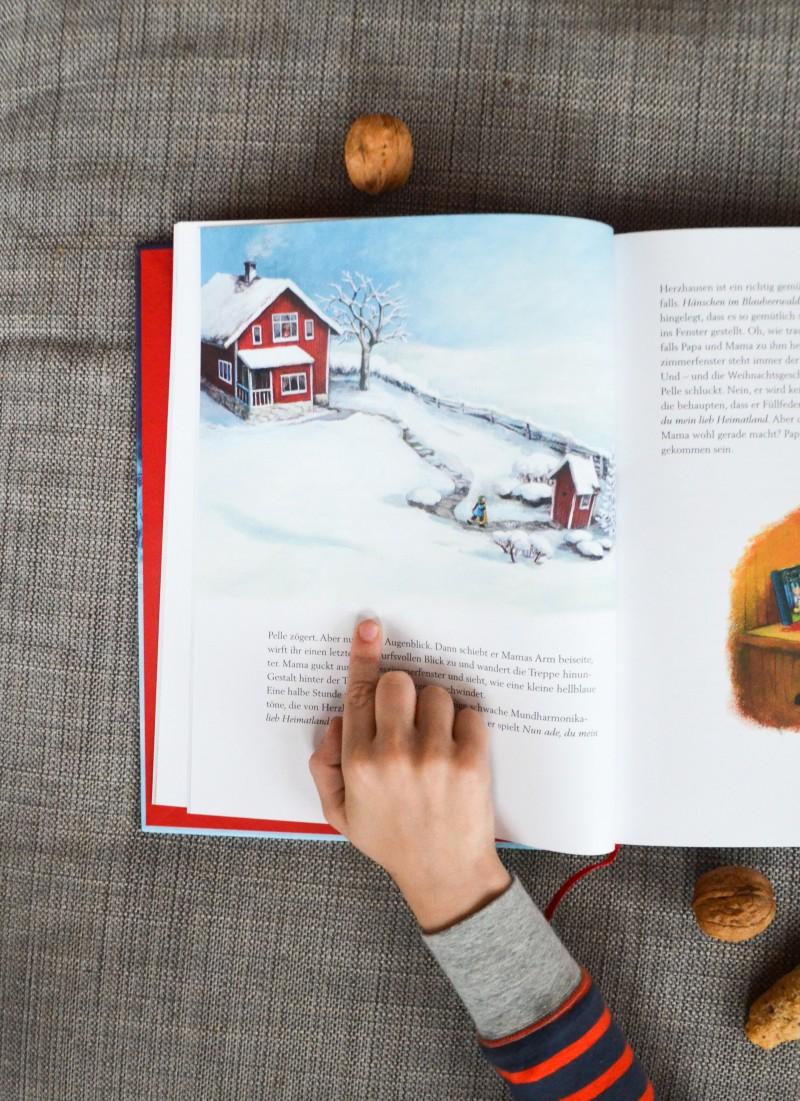 Lesen mit Kindern, Oetinger,