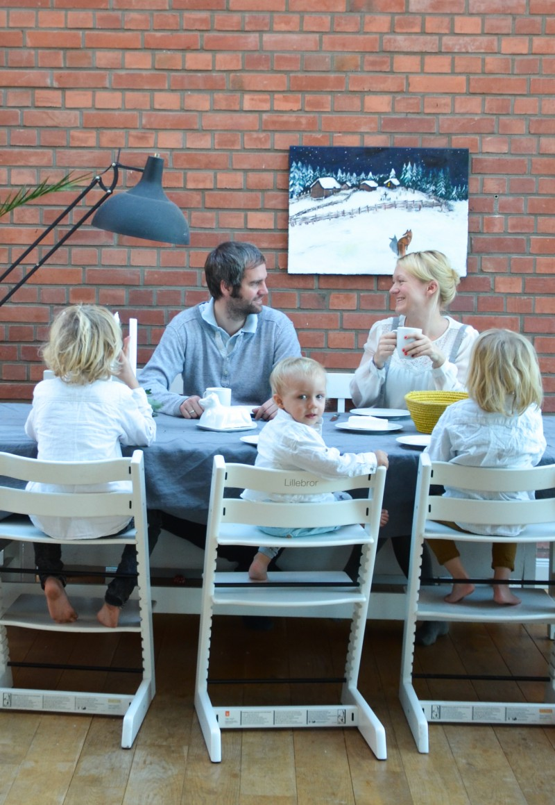 Familienleben, Alltag organisieren,