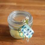 Duftige Babybauch-Butter zum Selbermachen