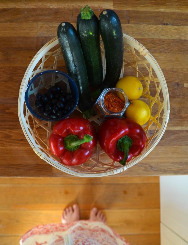 Paella, Kochen mit Kindern,