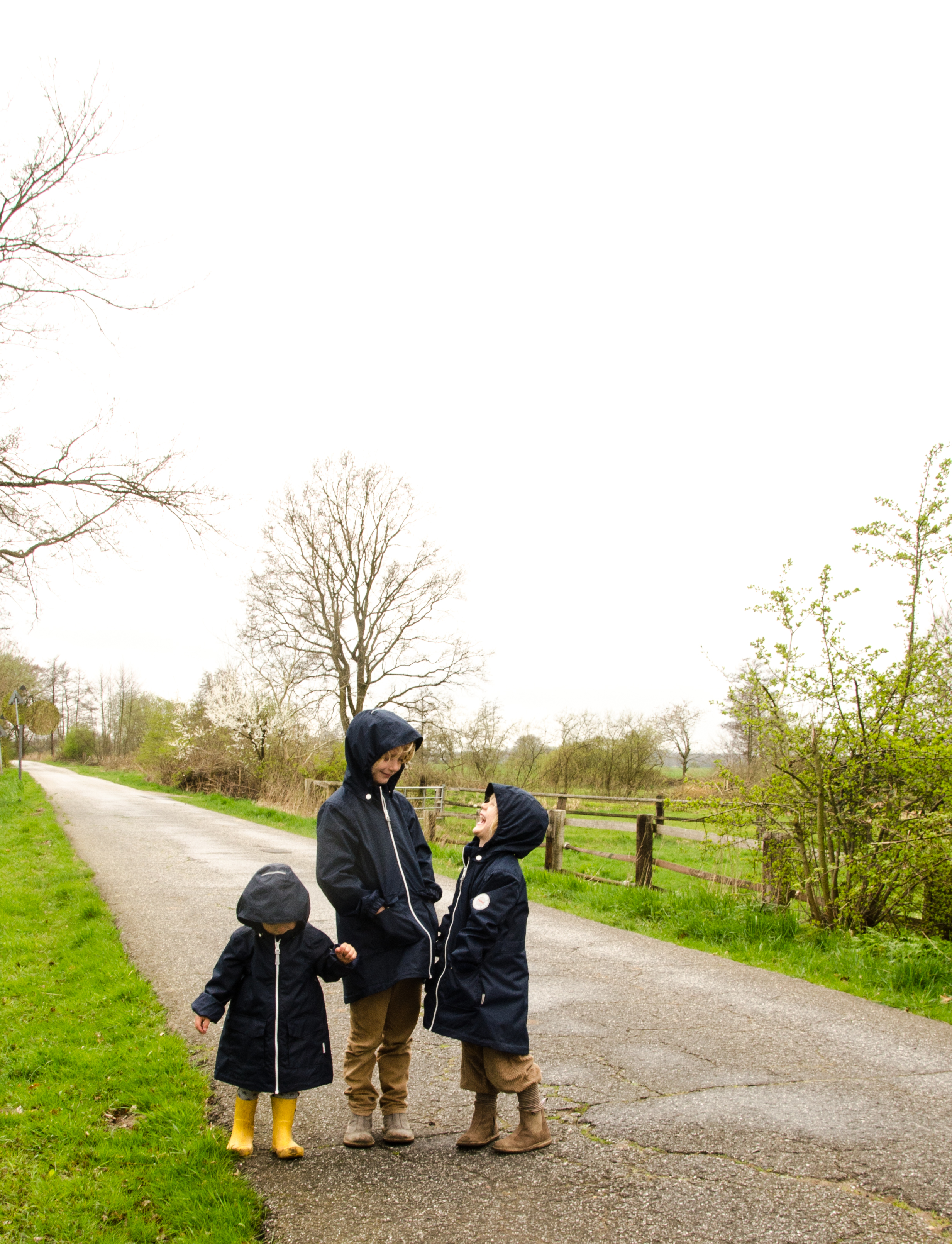 Regenjacken für KInder, Kinderregenjacke,