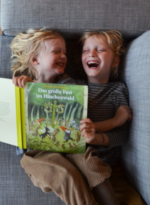 Lesen mit Kindern