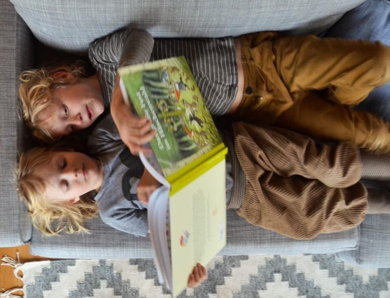 Lesen mit Kindern, Osterbuch