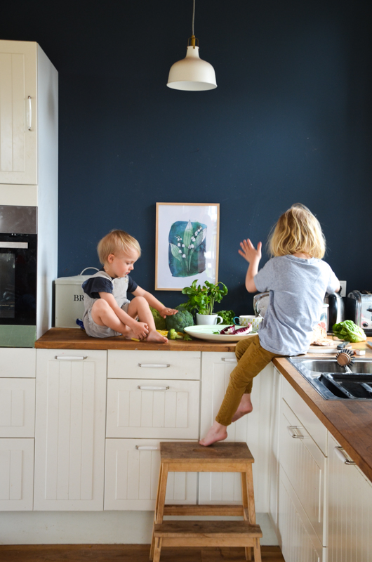 Jamie Oliver, Familienküche, Familienessen, Lieblingsessen