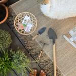 Gärtnern mit Kindern: Unser Hochbeet, plus tolle Gartengeräte von 4Betterdays