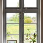 Unser Frühlingsfenster. Plus eine zauberhafte DIY-Lampe für den Jahreszeitentisch