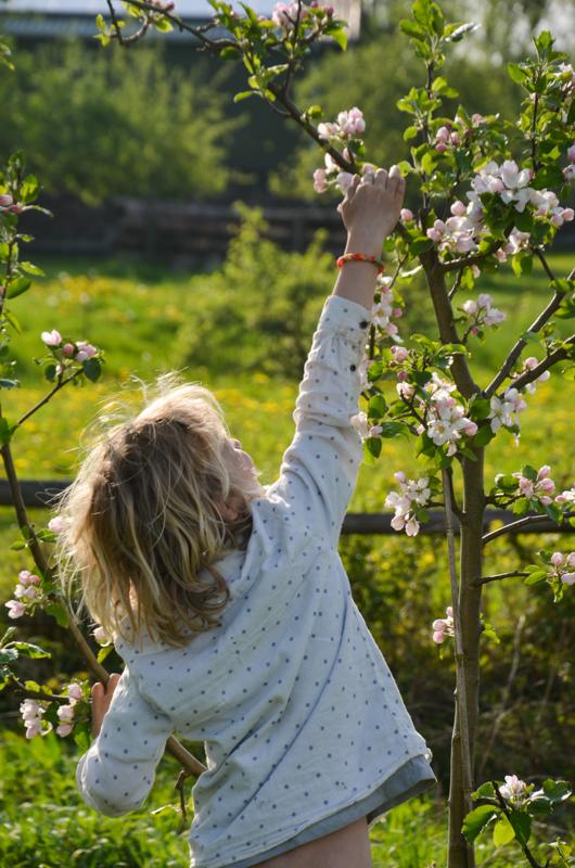 Natur erleben mit Kindern,