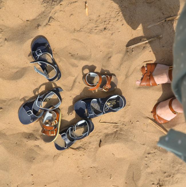 Strand, Sandalen für Jungs, wasserfeste Sandalen,