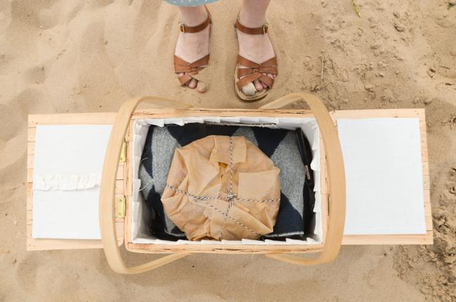 Picknick, Picknick mit KIndern, schneller Pfirsichkuchen,