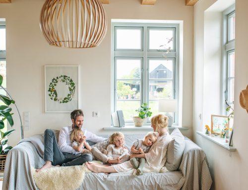 Ein neues Bild für unser Wohnzimmer