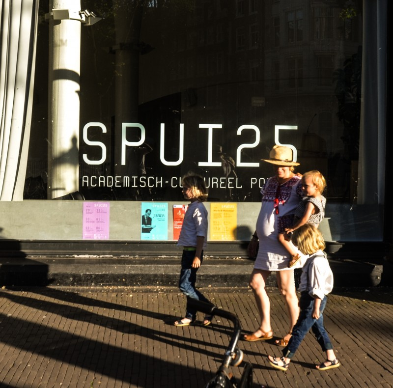 Amsterdam mit Kindern