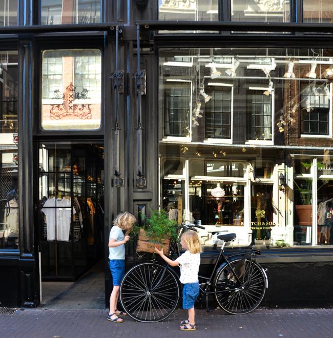 Mit Kindern in Amsterdam
