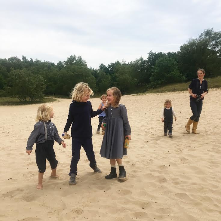 Sandstrasse, Blog,