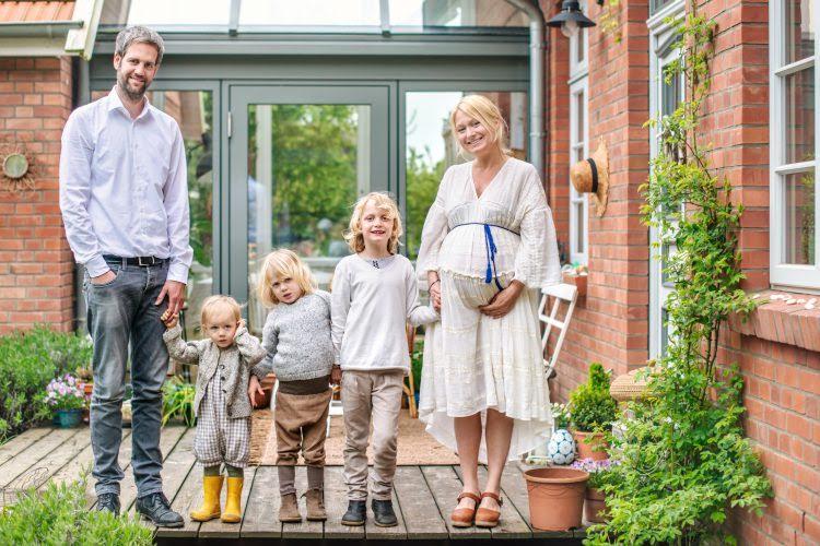 Interview, Mädchenwunsch, Landleben, Familie, drei Jungs