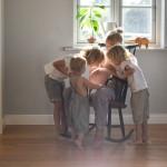 Unsere Babybauch-Geschwistermassage (mit Weleda Schwangerschafts-Pflegeöl)