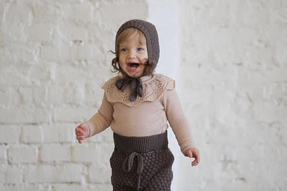 Babymode, Babypullover,