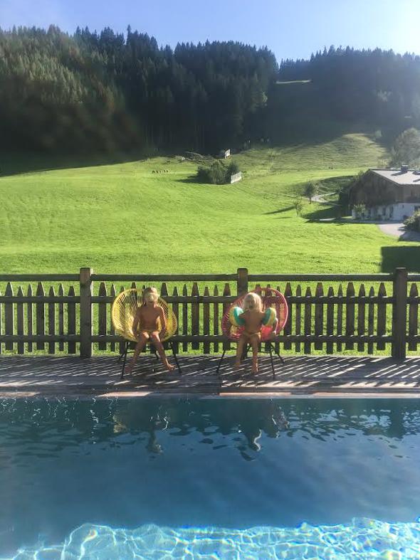 Bergurlaub mit Kindern