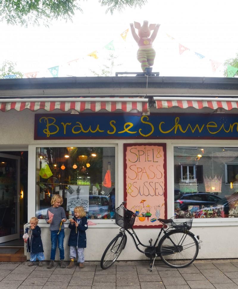 Kinderladen, München mit Kindern