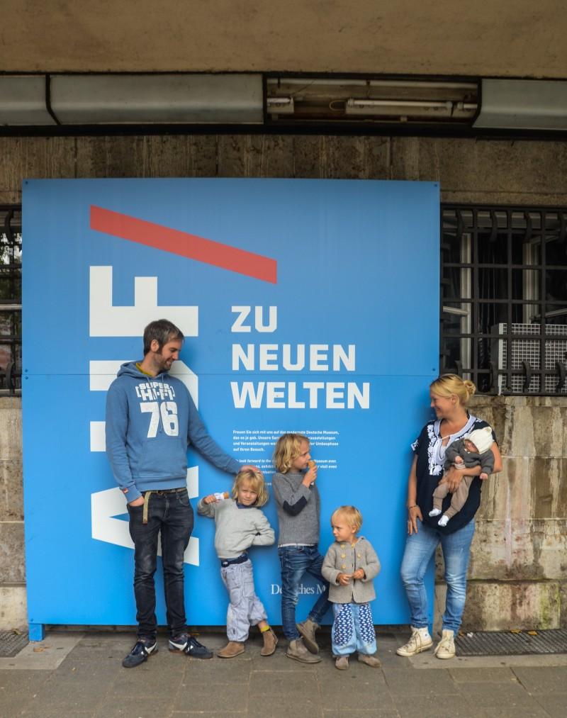 Geheimtipps für München mit Kindern