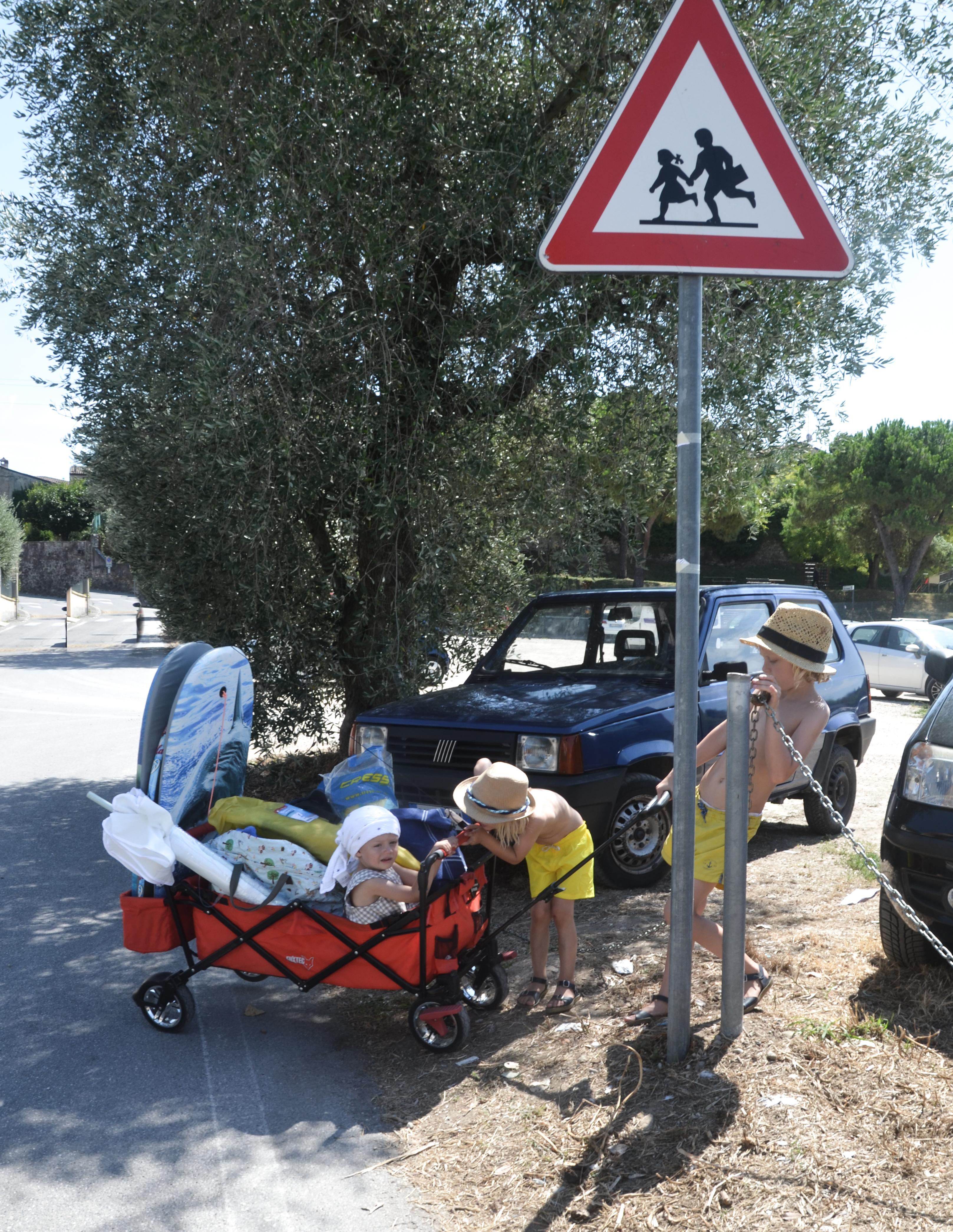 Italien mit Kindern,