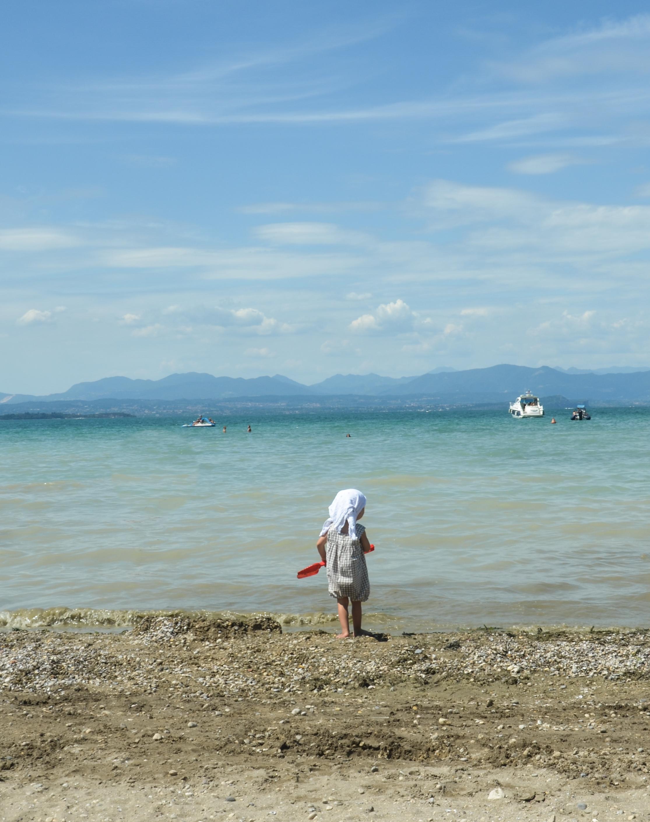 Gardasee mit Kindern