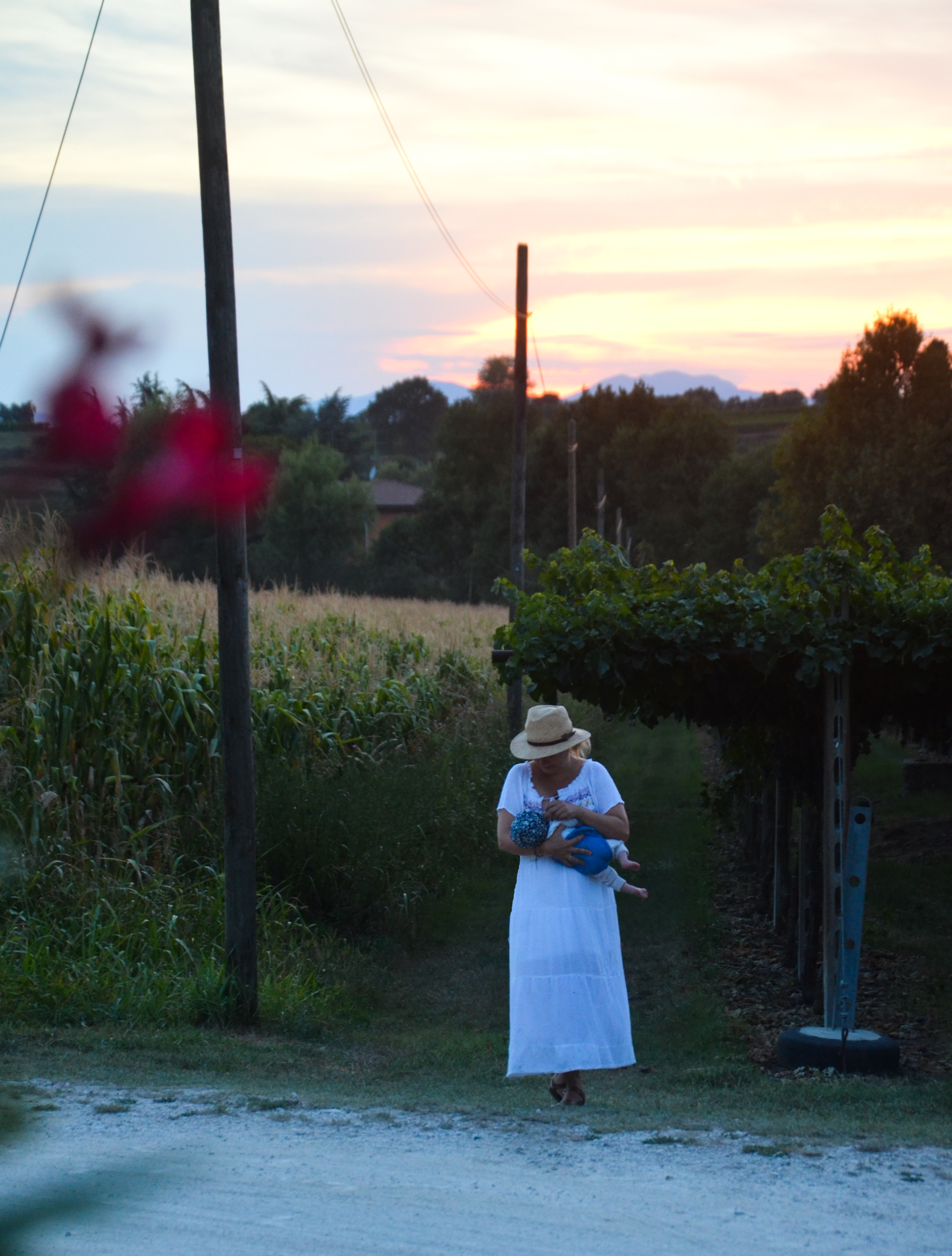 Agriturismo, Italienurlaub