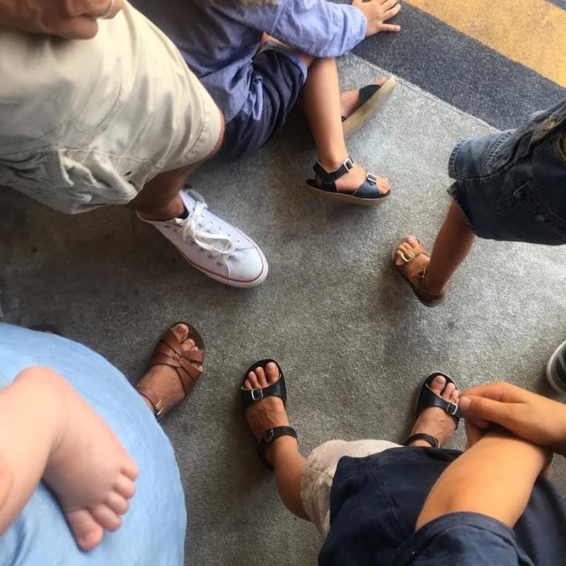vier Jungs, gender, Gleichberechtigung