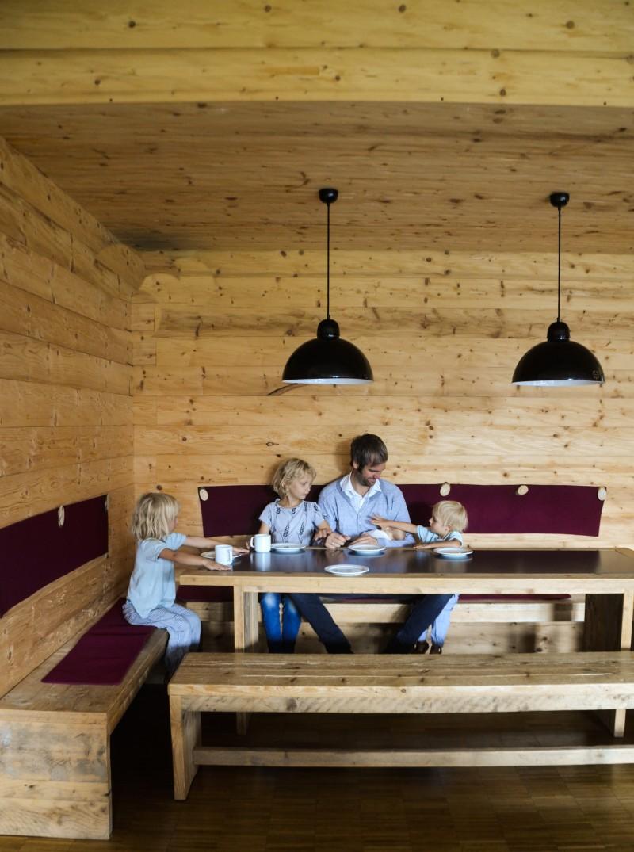 Bergferien, Reisen mit Kindern