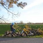Ein neues Fahrrad. Plus kinderleichte Müsliriegel (in Zusammenarbeit mit Woom)