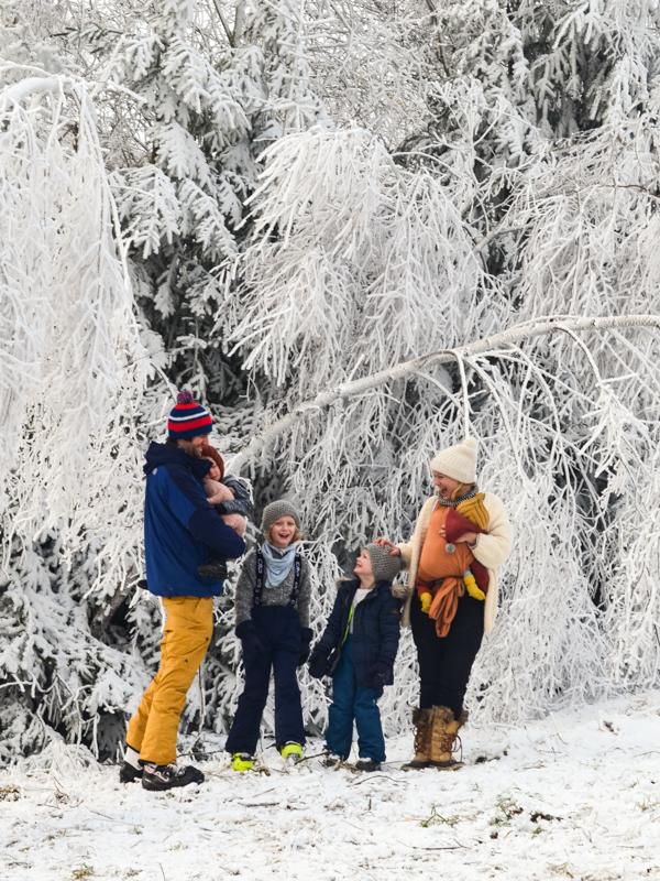 Skiurlaub mit Kindern, Skiferien mit Kindern