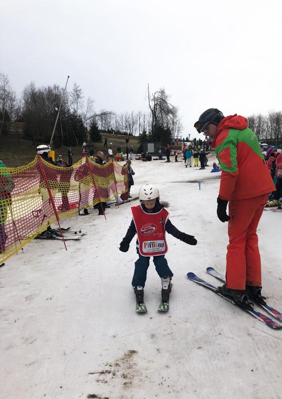perfekter Skiurlaub mit Kindern