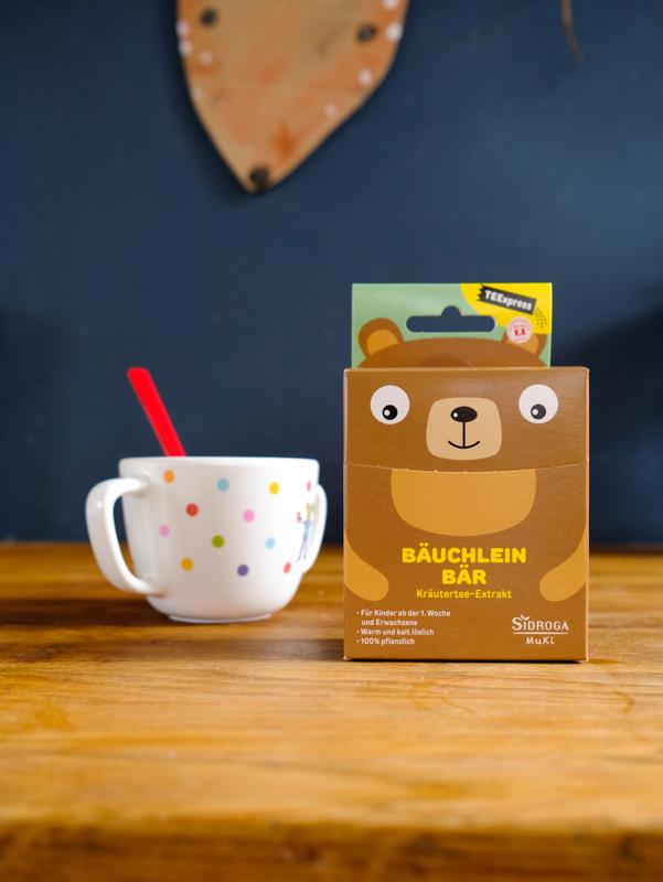 Bäuchlein Tee