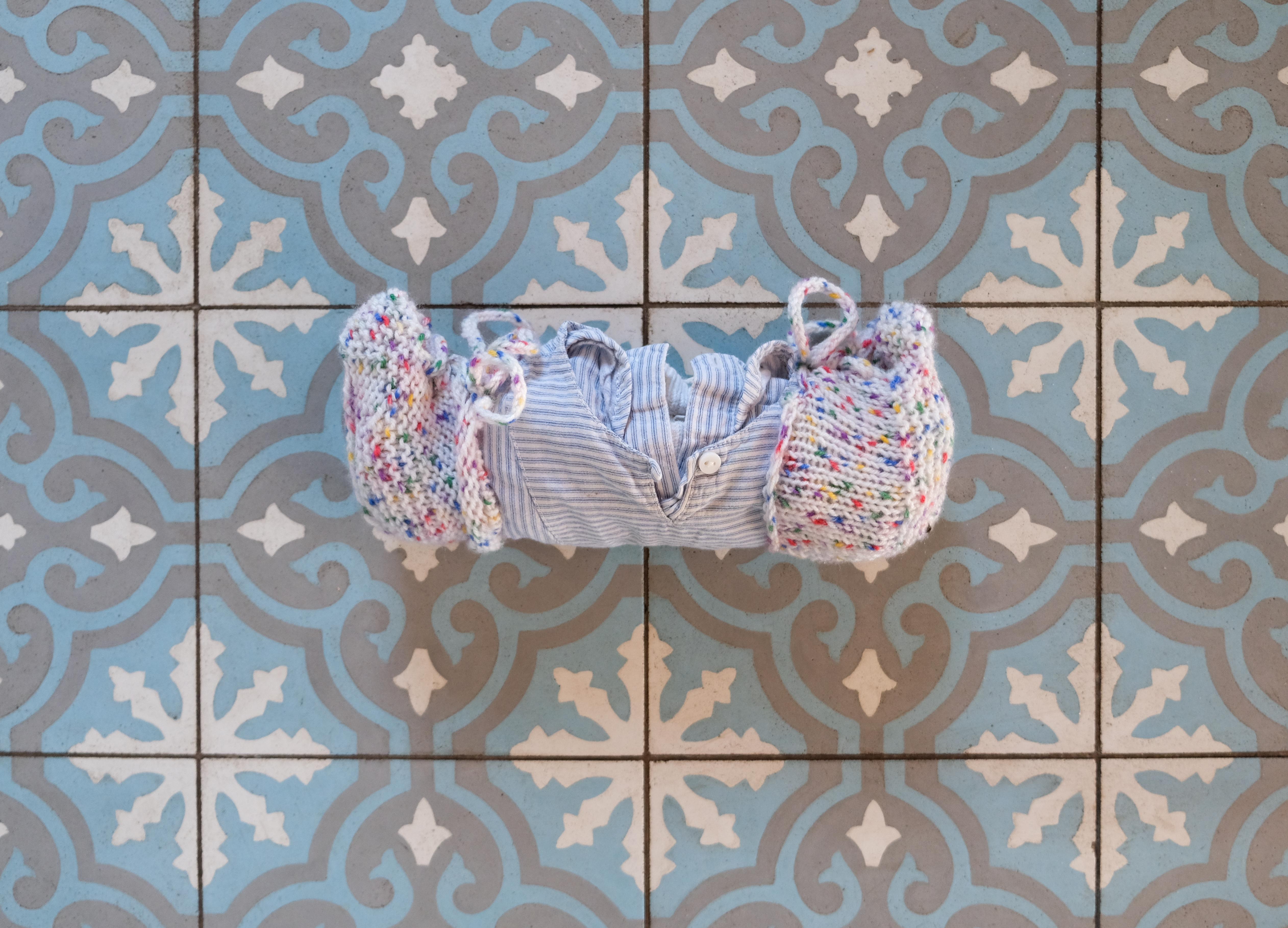 Die kleinen Dinge: Die perfekte Wickeltasche - wasfürmich