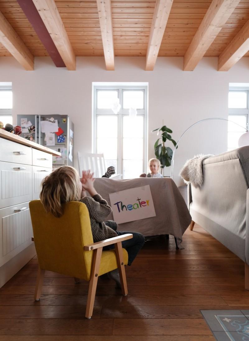 Theater spielen mit Kindern, Zeitschrift für Kinder, Süddeutsche Zeitung Familie