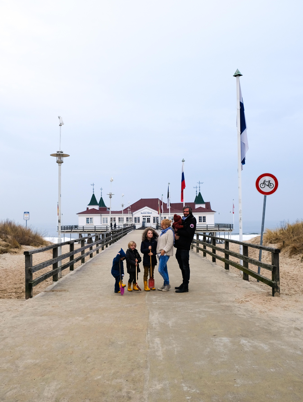 Reisen mit Kindern, Usedom,