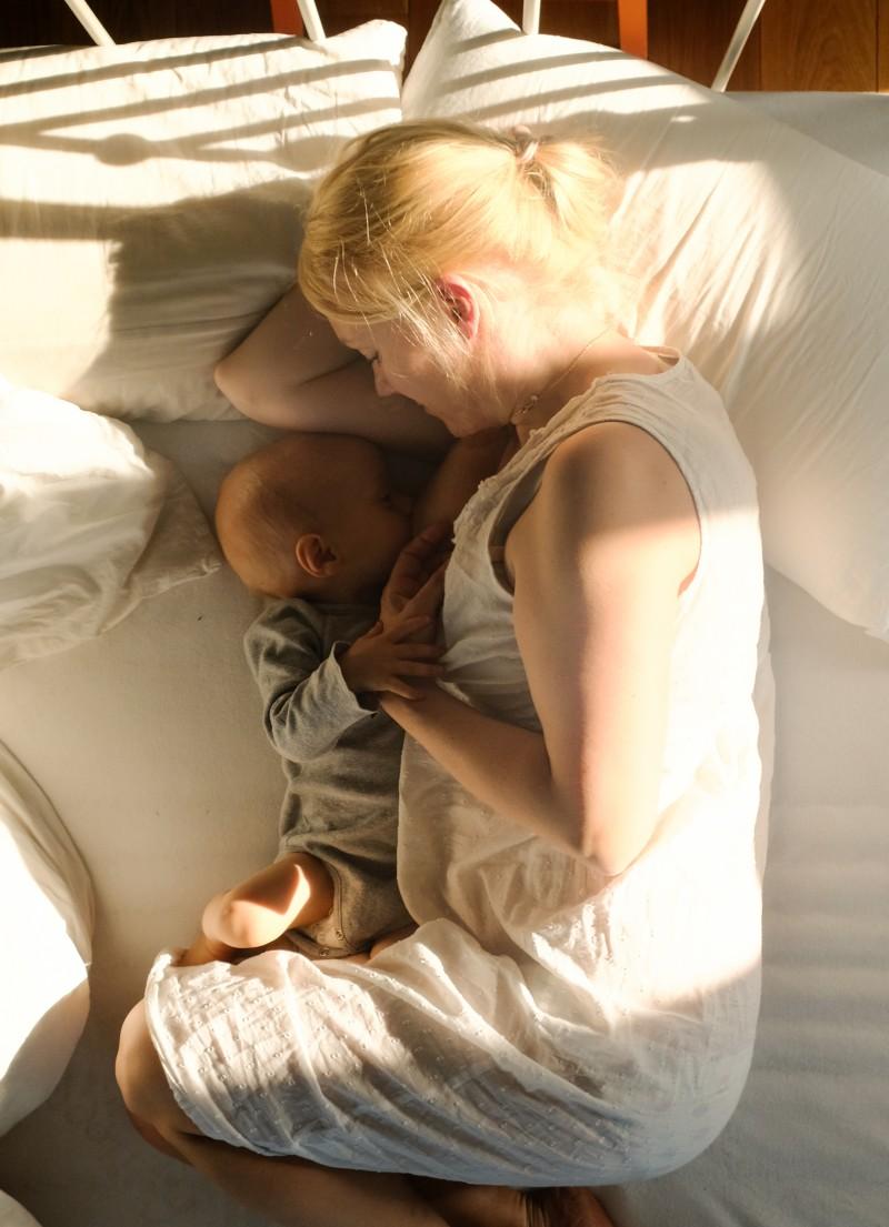 Weleda, Merci Maman, Muttertag, Mutterliebe, Nacht