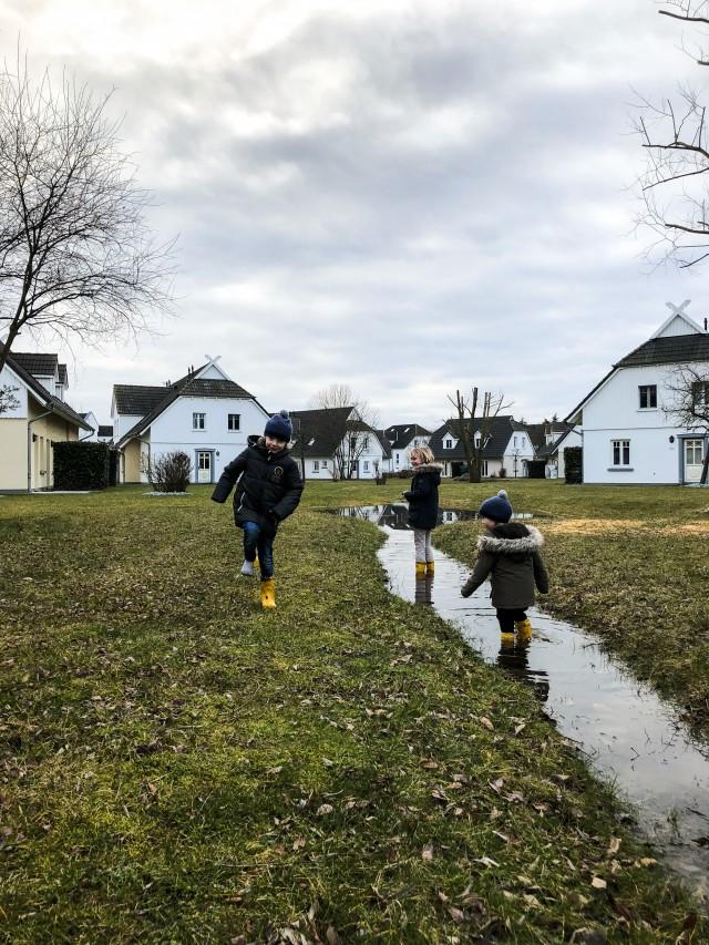 Seepferdchen Ressort, Familienurlaub, kinderfreundliche Unterkunft Ostsee