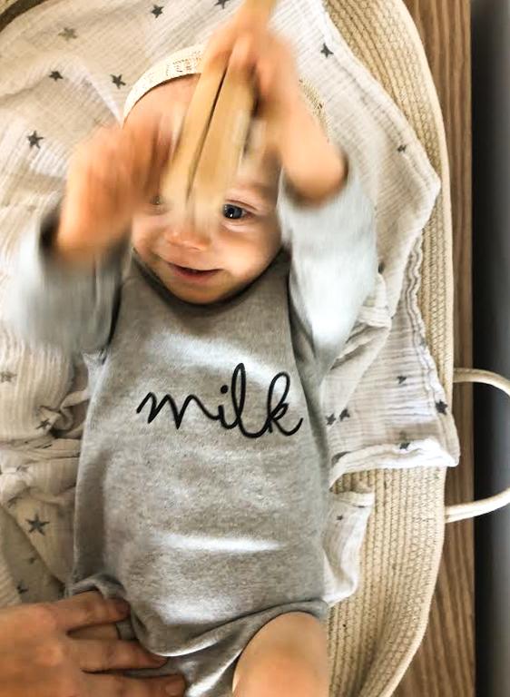 9 Monate Baby