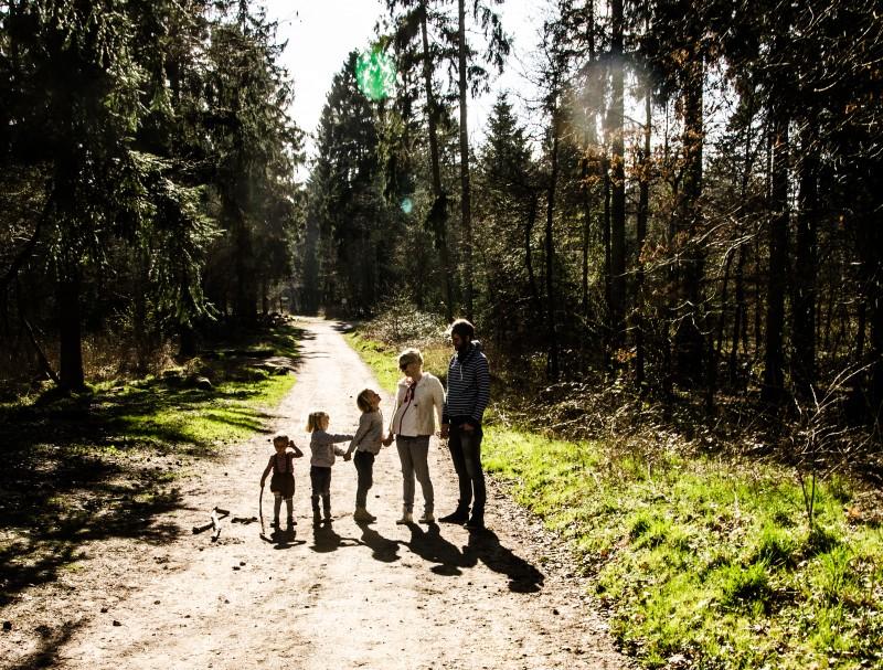 Trappenkamp, Ausflug mit Kindern