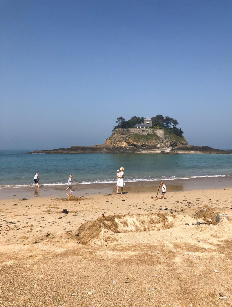 Mit Kindern die Bretagne entdecken...