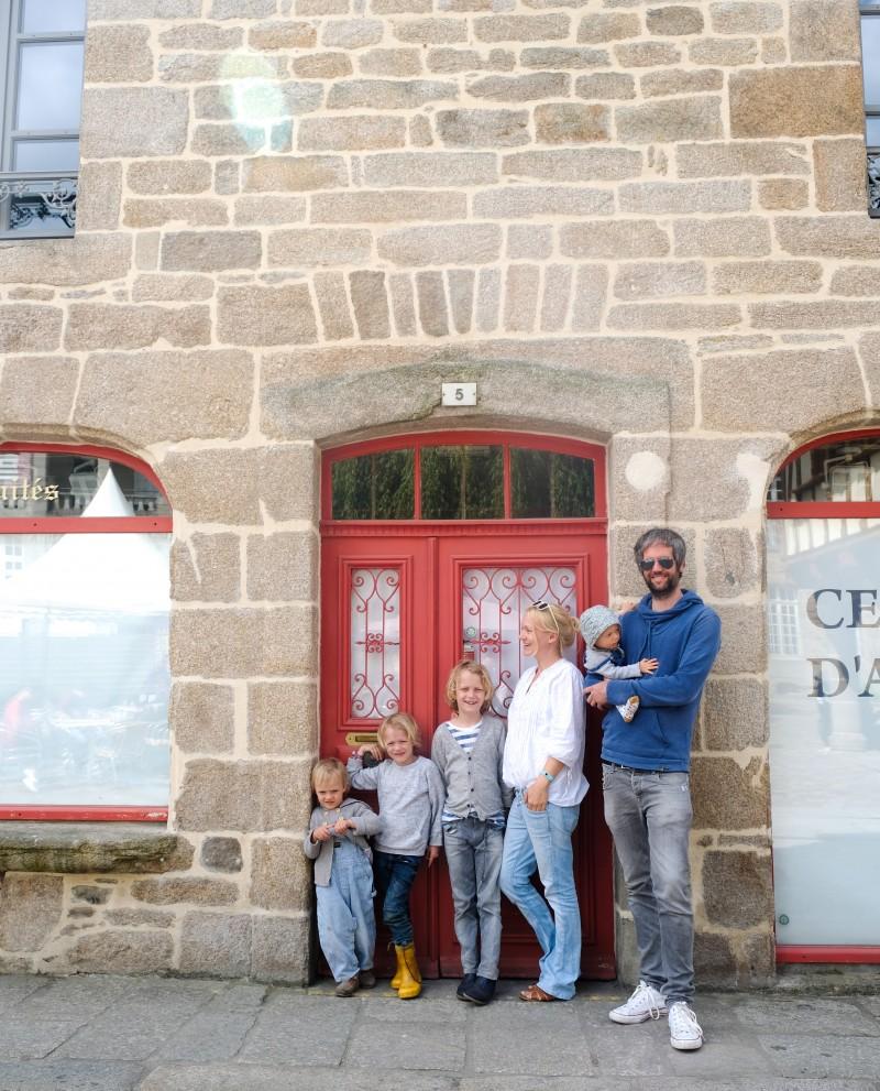Bretagne, Familienurlaub,