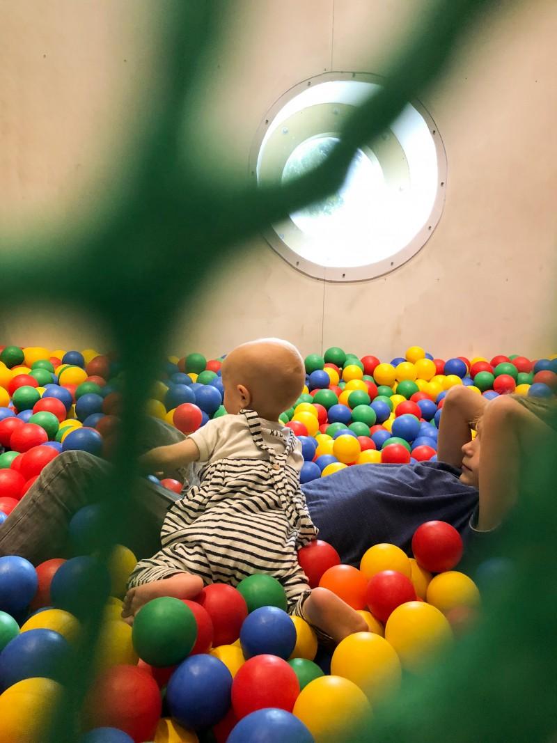 Spielplatz Indoor