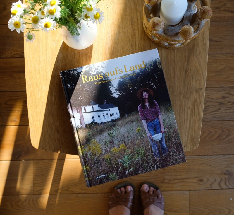 Gartenliebe, Naturgarten, Selbstversorger, Gestalten Verlag